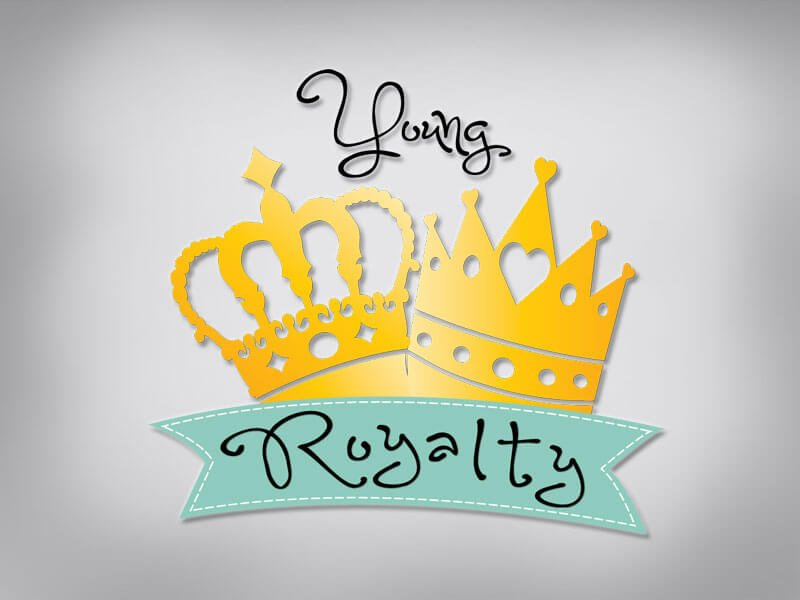 Young Royalty Logo Design