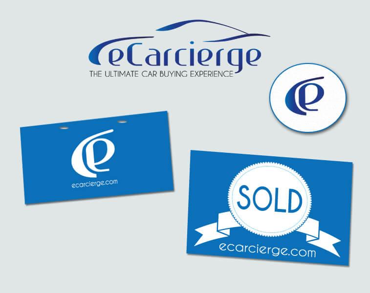 eCarcierge Branding