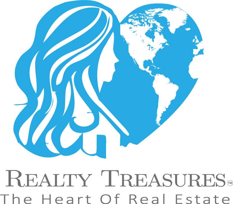 Realty Treasures Logo Design